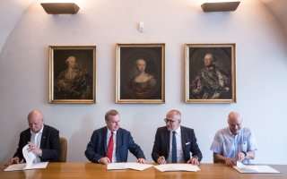 Five institutions form Association of Czech Research Universities
