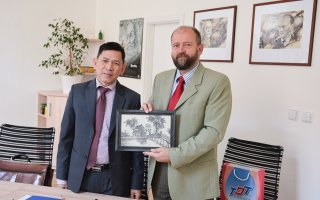 Cooperation with the University in Vietnam