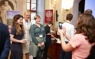 Faculty hosted conference on EEA and Norway Grants