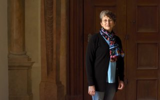 Fulbright Distinguished Chair: Prof. Ellis-Monaghan