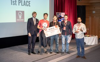 Programmers from Matfyz have won a medical hackathon