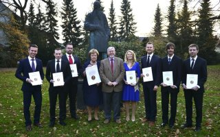 Excellent Scientists Awarded by Hlávka Foundation