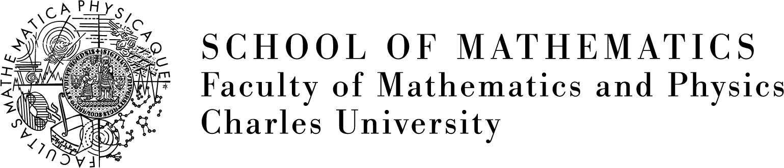 School of Mathematics, CUNI MFF